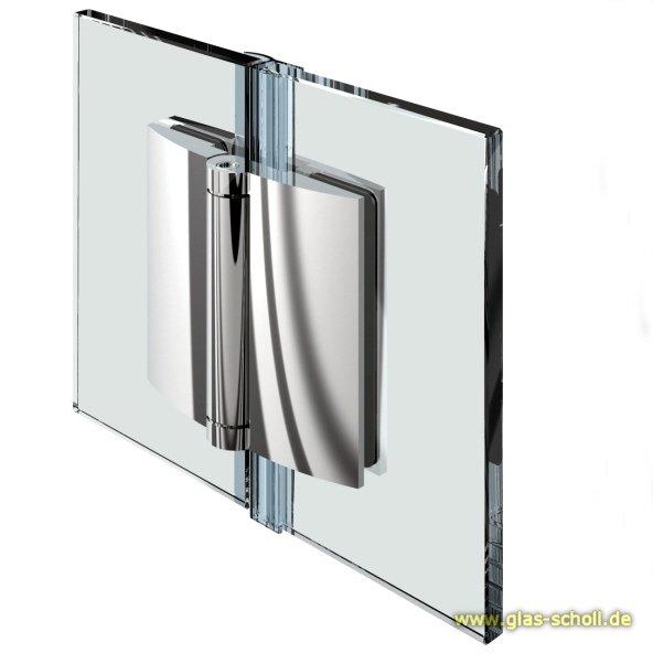 glas scholl webshop farfalla 180 glas glas duscht rband nach au en hin ffnend. Black Bedroom Furniture Sets. Home Design Ideas