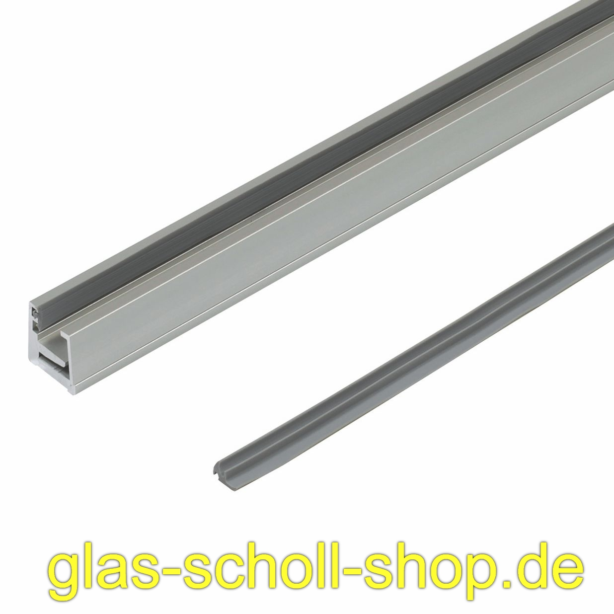 Glas Scholl Webshop | Rahmen-Wandanschluss-Klemmprofil MR22 für Ganz ...