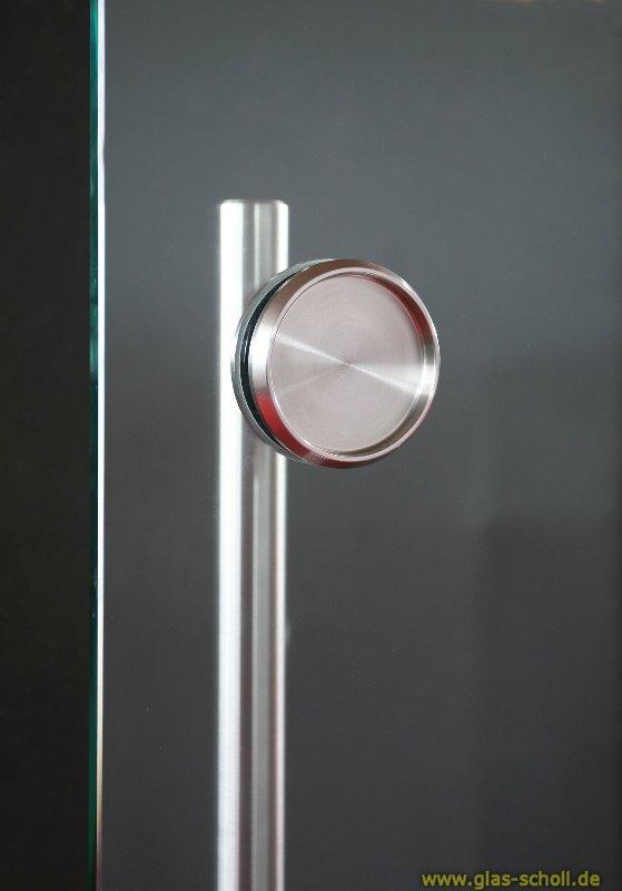 glas scholl webshop edelstahl stangengriff mit einseitiger griffmuschel artikel rund ums. Black Bedroom Furniture Sets. Home Design Ideas