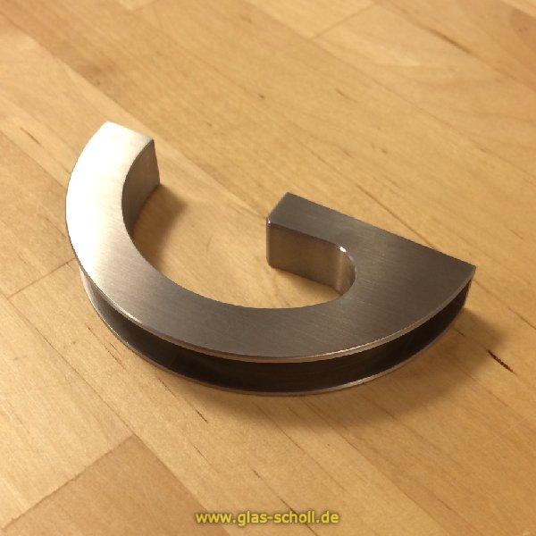 Glas scholl webshop design g edelstahl griffmuschel mit for Design artikel