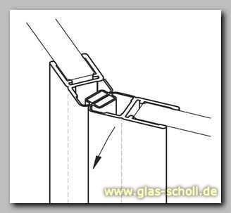 glas scholl webshop magnetprofil 135 f nfeck 2500mm duschdichtung f r 6 8mm glas. Black Bedroom Furniture Sets. Home Design Ideas